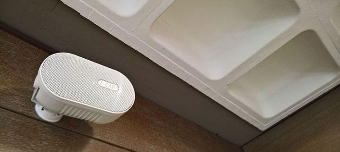 Outdoor als Indoor Lautsprecher?