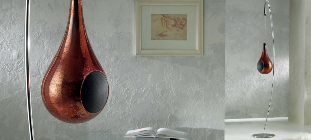 Design Lautsprecher