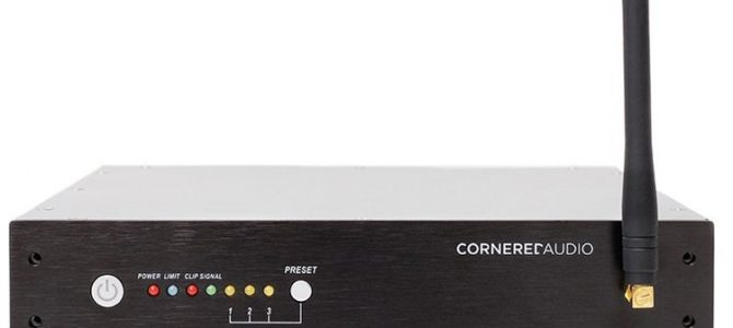 Cornered Audio AMP
